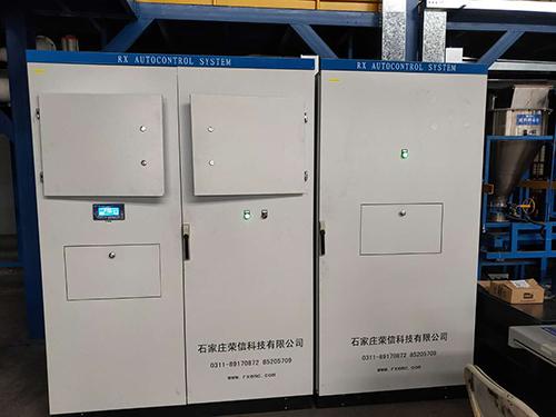 自动配料系统PLC通讯接口的选择